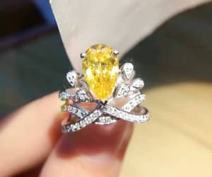 cocktail ring, promise ring, and crownring image