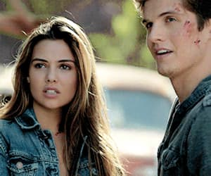 couple, cuties, and tvd image