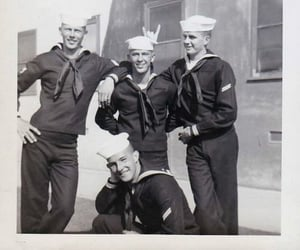 navy and sailors image