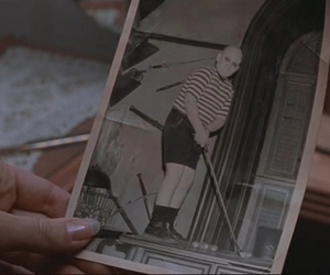 fester addams, 1991, and film image