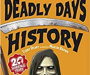 horrible histories, martin brown, and terry deary image
