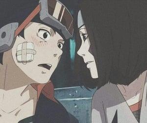 naruto, rin, and obito image