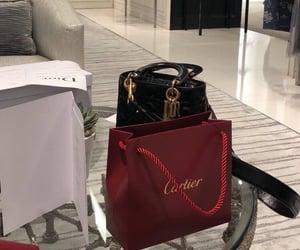 boutique, brand, and cartier image