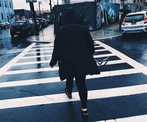 Brooklyn, walking, and new york image