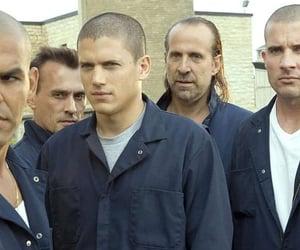 prison break and series image