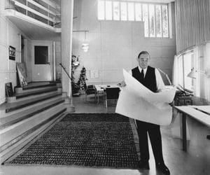 alvar aalto, architect, and architecture image
