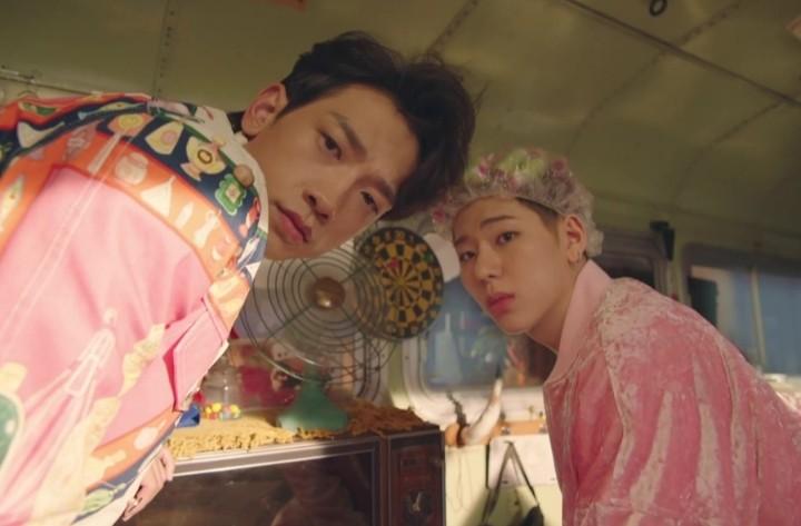 비, kpop, and mv image