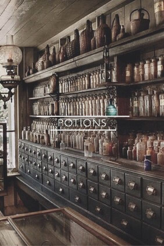 hogwarts, class, and harry potter image