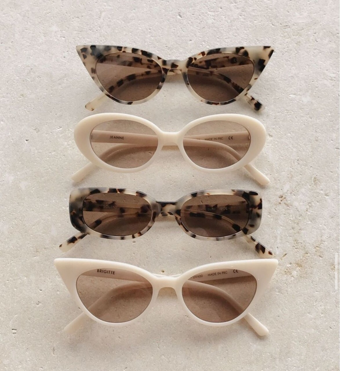 sunglasses, chic, and glasses image
