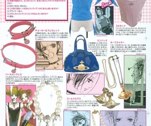 magazine, aesthetic, and anime image