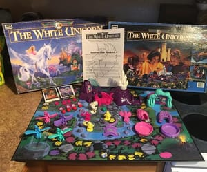 90s, vintage, and board game image