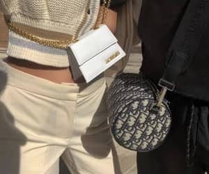 aesthetic, bag, and dior image