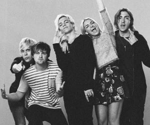 band, music, and r5family image