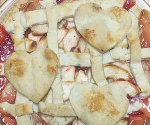 Apple Pie, baking, and cottage image