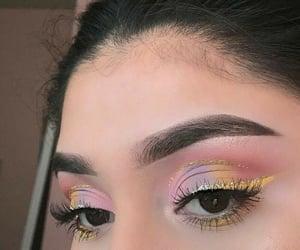 beauty, makeup, and art image