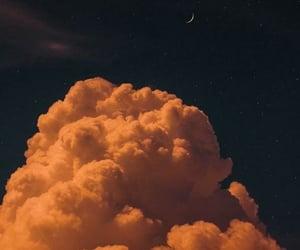 sky and moon image