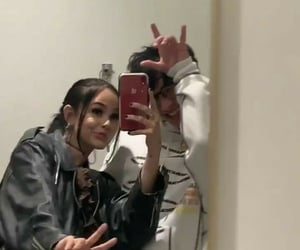 couple and maggie lindemann image