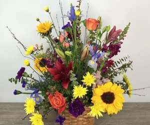 flower, roanoke, and flower delivery image