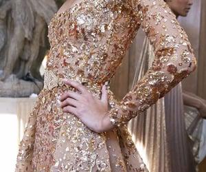 dress, fashion, and fall image