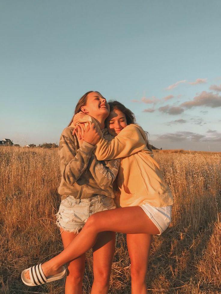 best friends, friendship, and girls image