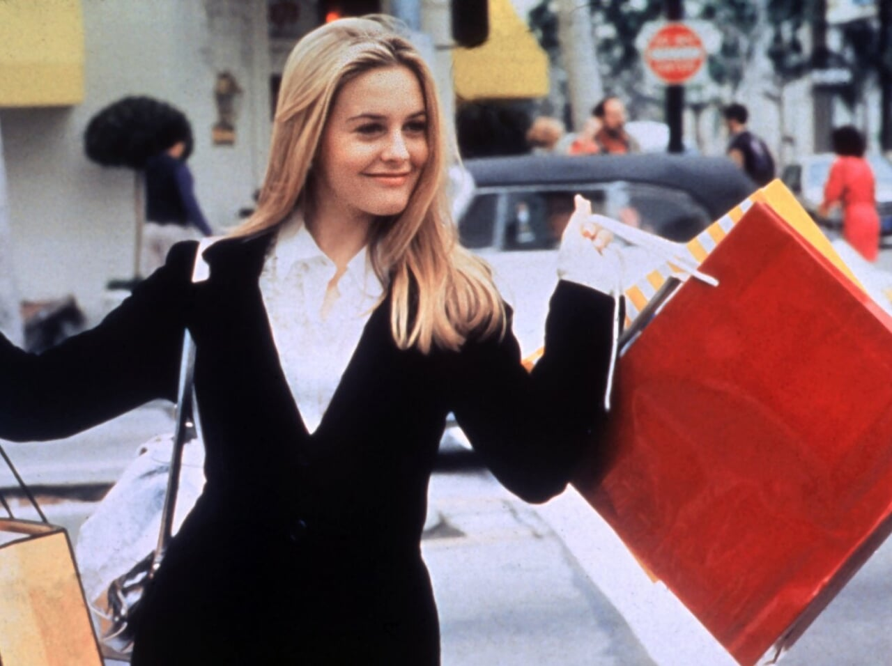 90s, Clueless, and inspiration image