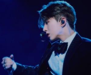 blue, k-pop, and kpop image