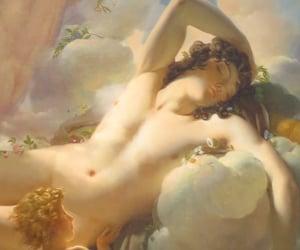 1800, clouds, and mythology image