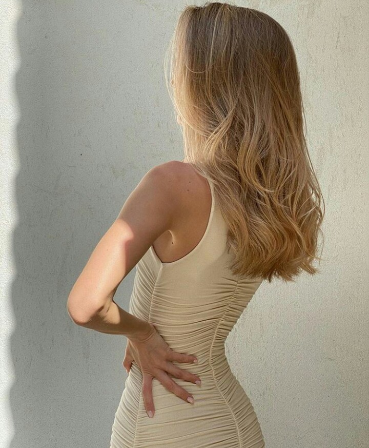 beauty, style, and blonde image