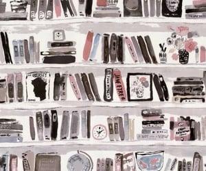 wallpaper, book, and lockscreen image