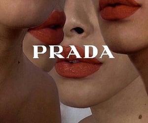 aesthetic, ethereal, and Prada image