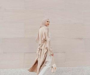 aesthetic, dz, and hijab image