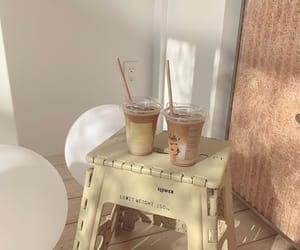 caramel, food, and ice cream image