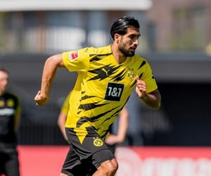 germany nt, emre can, and borussia dortmund image