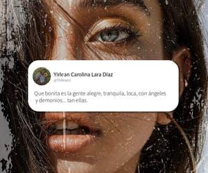 Angeles, frases en español, and bonita image