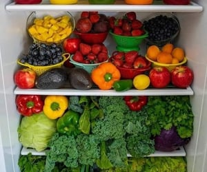 vegan and veggies image