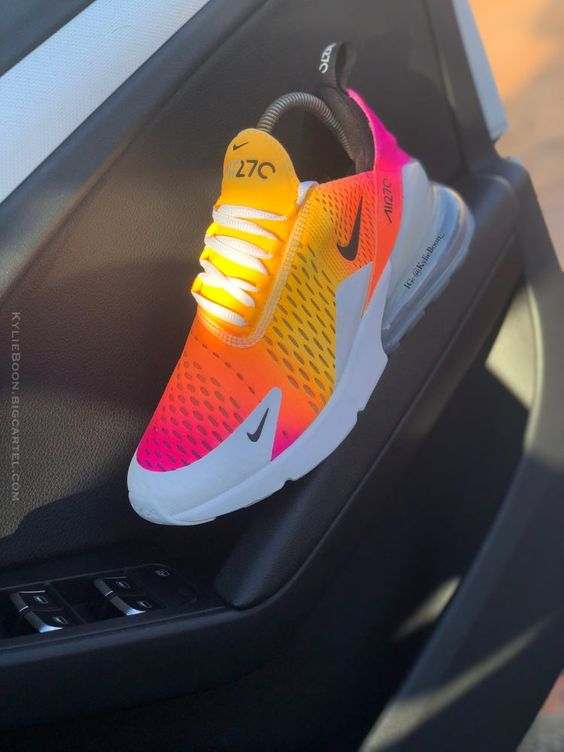 "Nike Air Max 270 x KylieBoon ""PINK"