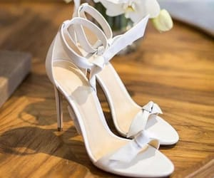 ankle strap, sexy, and cocktail party image