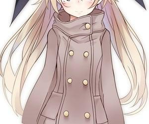 anime, anime girl, and pretyy image