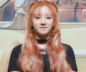 cube, female idol, and soojin image