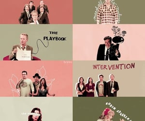 aesthetic, series, and ted mosby image