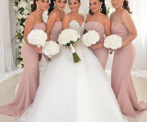 cheap bridesmaid dresses, bridesmaid dresses long, and dama dresses image