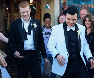 gay, mickey milkovich, and couple image