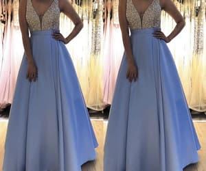 robe de soirée, 2021 prom dresses, and vestido de longo image