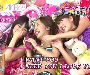 girlgroup, takahashi minami, and jpop image
