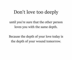 deep, quotes, and hurts image