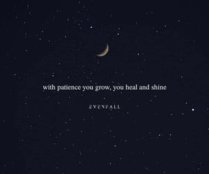 and, heal, and patience image