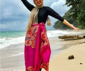 modest swimwear, burkini swimming suits, and modestkini image