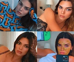 candid, gorgeous, and kendall jenner image