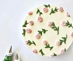 cake, eat, and food image