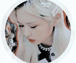 kpop, theme, and park jiwon image